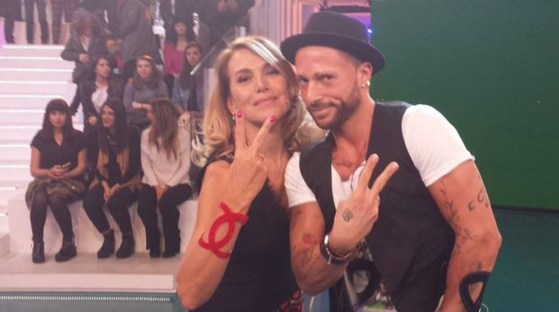 Ivan Cottini con Barbara Durso (Foto Lara Ottaviani)