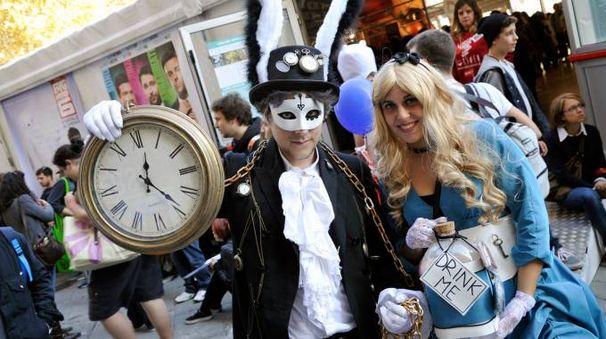 Scatta l'ora dei Comics (foto Alcide)