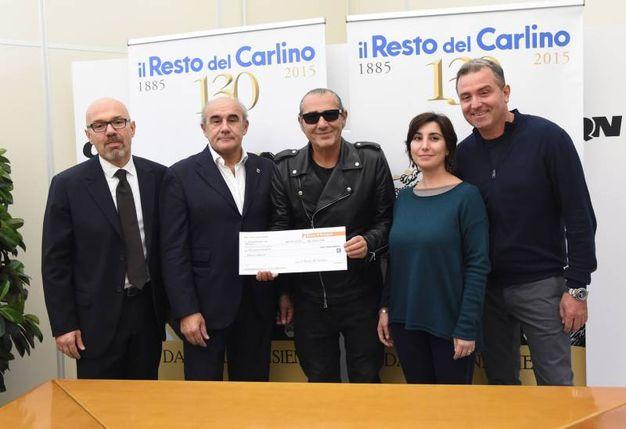 Gatti, Boni, Carboni, Fangali e Tortora (FotoSchicchi)