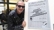 La visita al Carlino (FotoSchicchi)