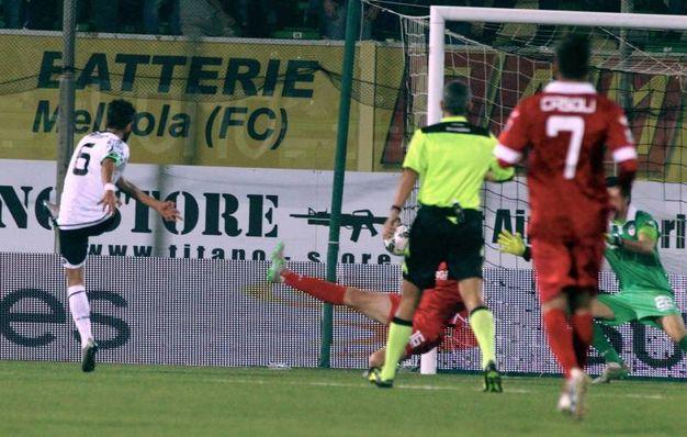 Cesena-Como 3-1