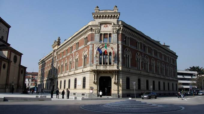 Palazzo Malinverni, municipio di Legnano