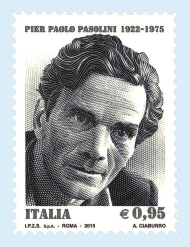 Il francobollo per i 40 anni dalla morte - Ansa