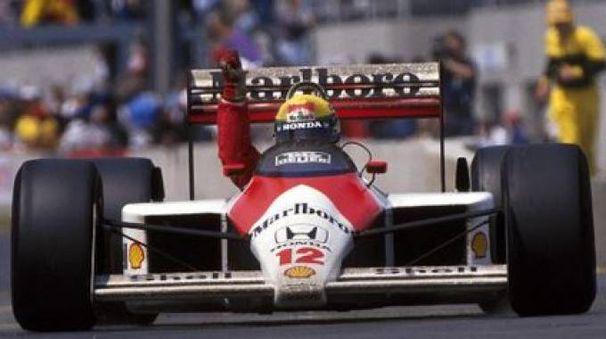 Ayrton Senna, campione eterno (Olycom)