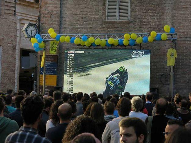 La gara entra nel vivo (Foto di Tiziano Mancini)