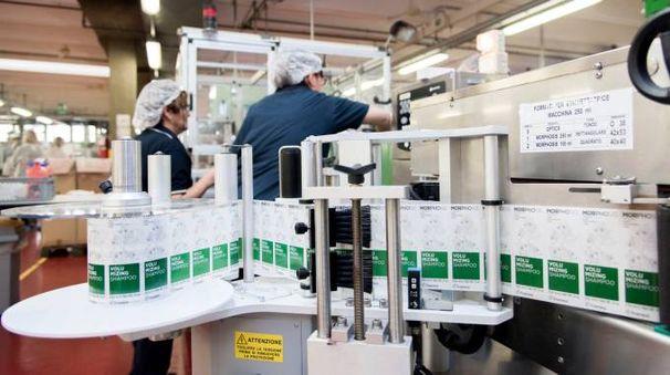 Il laboratorio  controlla  le materie prime e istituti scientifici statunitensi le certif
