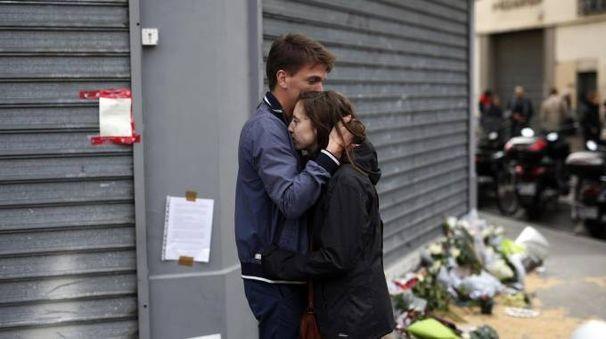 Attentato a Parigi (Ansa)