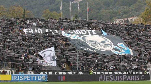I tifosi dello Spezia