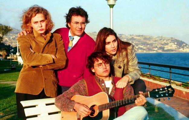 Albano, Romina, Yari e Ylenia (Fotogramma)
