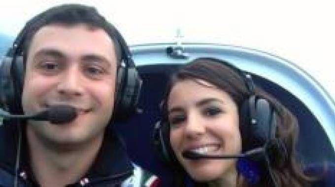 Claudio Grigoletto e Marilia