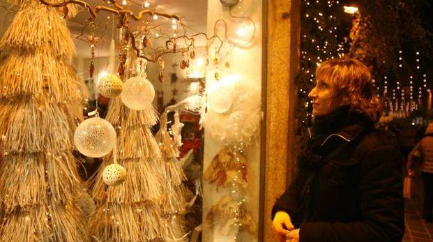 Shopping di Natale (radaelli)