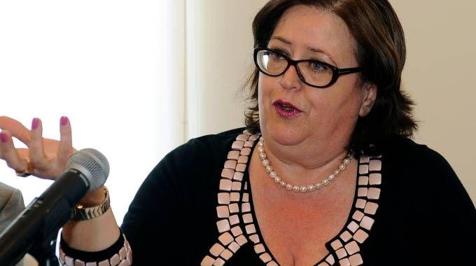 Rosaria Del Balzo Ruiti, presidente della fondazione carima (foto Calavita)