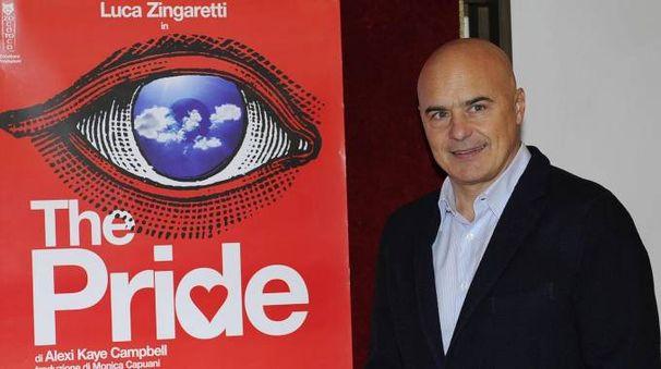 Il regista e attore Luca Zingaretti (Ansa)