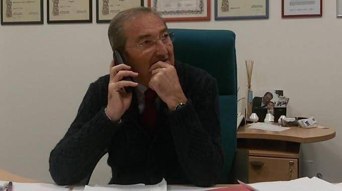 Bruno Stronati, presidente dell'Associazione di piccoli azionisti di Banca Marche