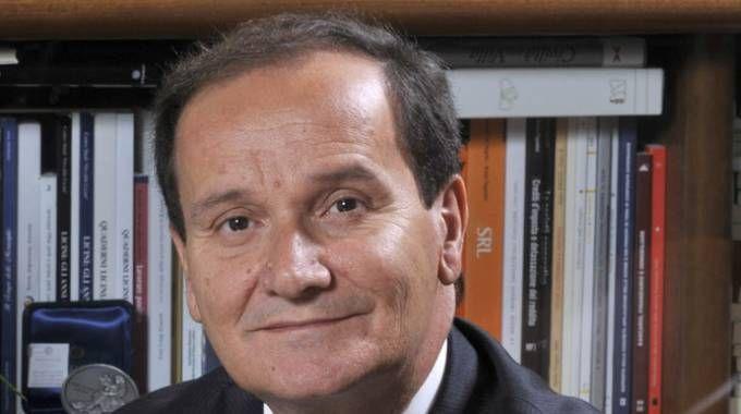 Luciano Goffi, già direttore generale della vecchia Banca Marche, è ora amministratore delegato della 'Nuova'