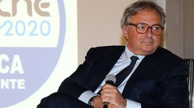 L'ex governatore Gian Mario Spacca (Fotoprint)