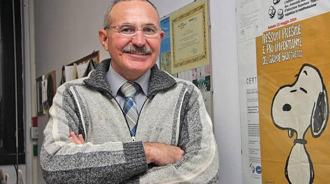 Il preside Marco Parma in una foto d'archivio (Mdf)