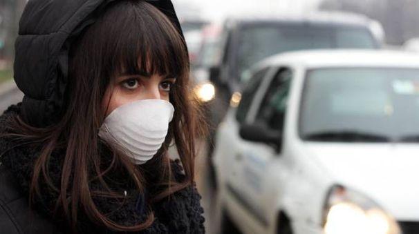 Inquinamento (Newpress)