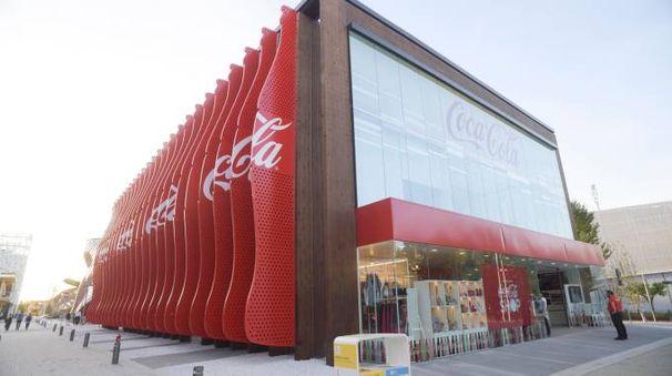 Padiglione Coca-Cola (Newpress)