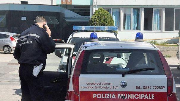 Polizia municipale (Foto archivio)