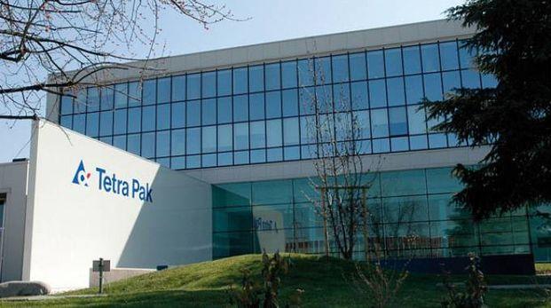 Tetra Pak vanta un'organizzazione lavorativa tipica nordeuropea, sopra l'ingegnere Cazzarolli