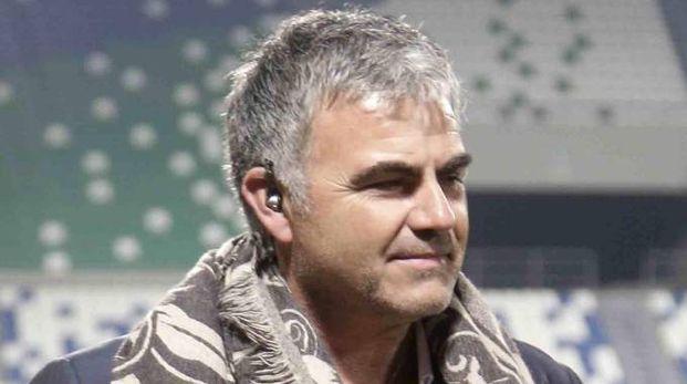 L'ex patron della Reggiana calcio Stefano Compagni