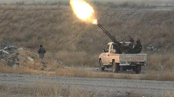 Isis, chi ha fornito le armi ai terroristi