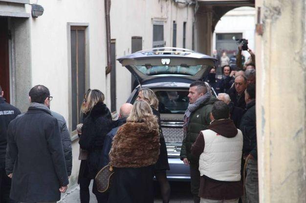 I funerali di Gelli