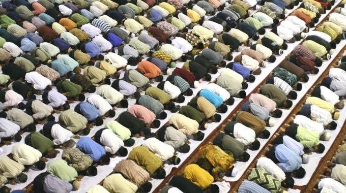 Una moschea (NEWPRESSE)