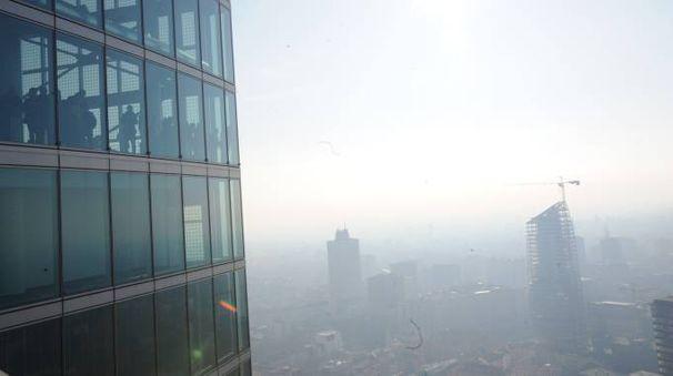 Smog a Milano