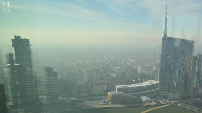 Smog a Milano (Newpress)
