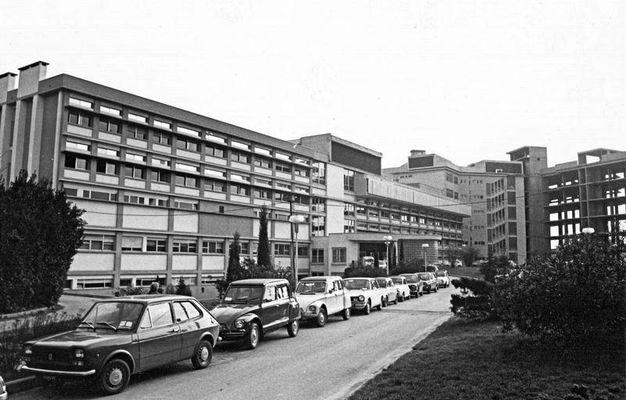 L'ex ospedale Misericordia e Dolce ieri e oggi