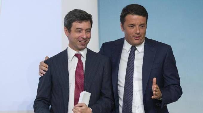 Orlando e Renzi