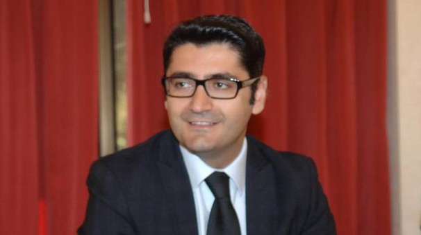 Il sindaco uscente Alessandro Lorenzano