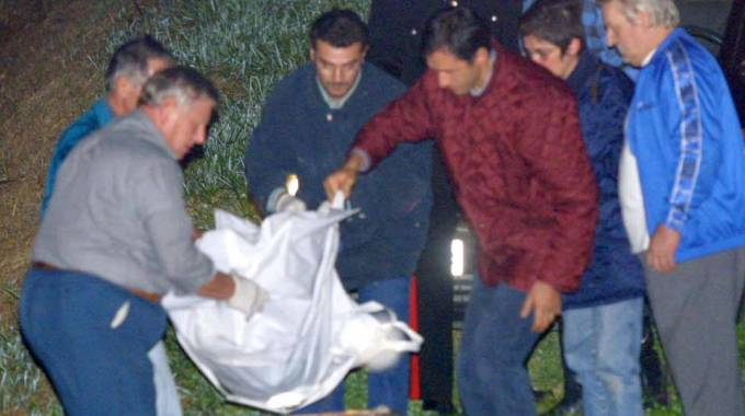 Arianna Zardi fu trovata sotto un ponte in campagna nell'ottobre 2002
