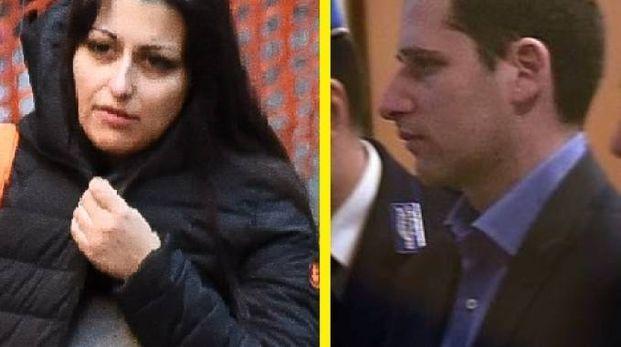Martina Levato e Andrea Magnani