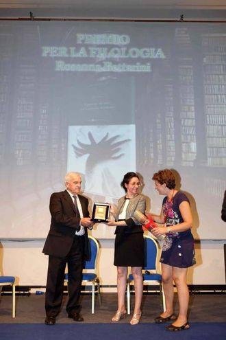 Premio filologia (foto Umicini)