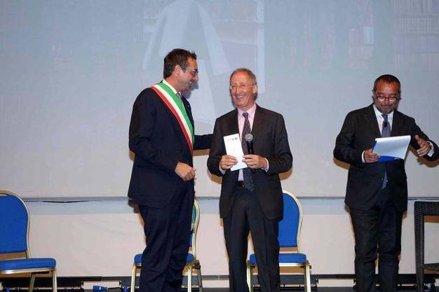 Premio internazionale (foto Umicini)