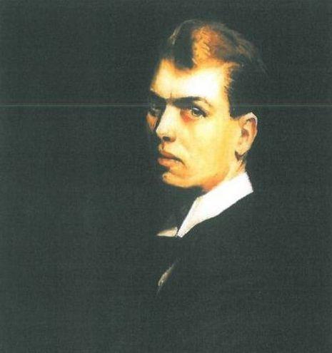 'Self Portrait' (1903-06)