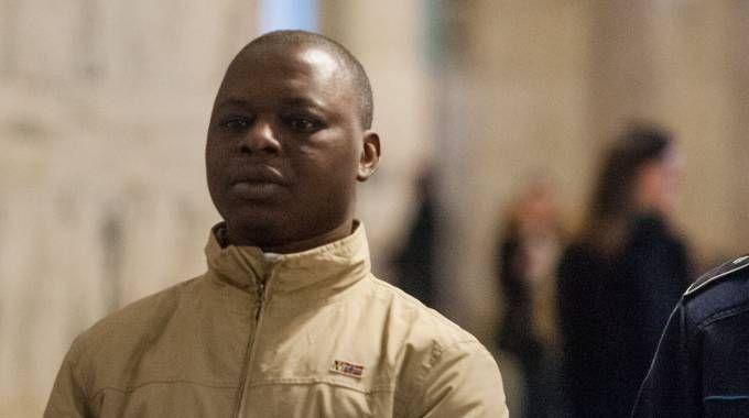 Udienza al Tribunale di Milano del processo d'appello a carico Kabobo