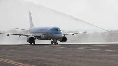 """L'aeroporto di Peretola """"Amerigo Vespucci"""""""