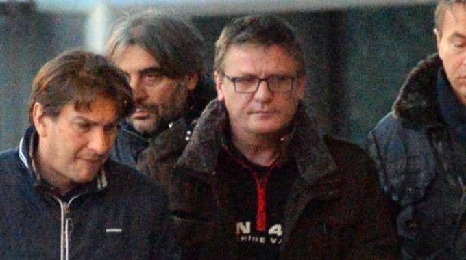 Stefano Binda è in carcere (Newpress)