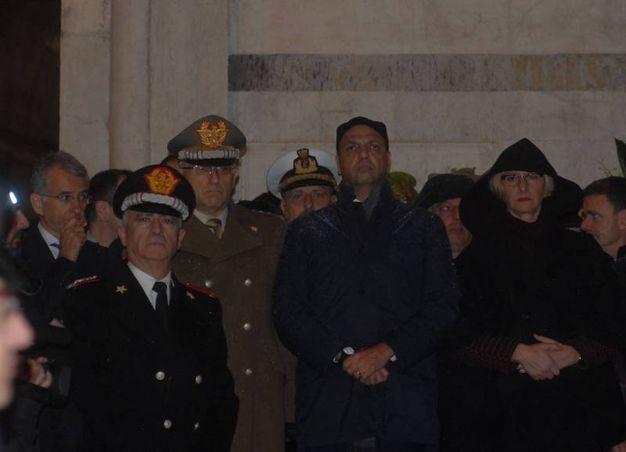 I ministri Alfano e Pinotti