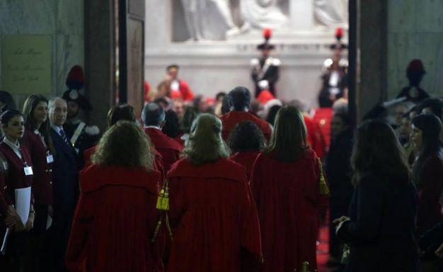 Inaugurazione anno giudiziario a Milano