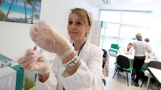 Vaccini per la meningite (foto Germogli)