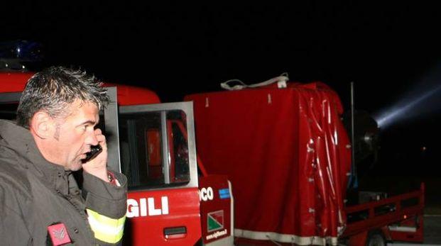 Nucleo Saf dei Vigili del fuoco (foto di repetrtorio)