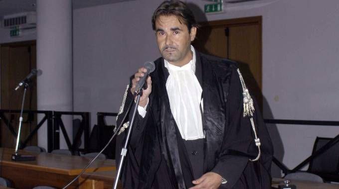 L'avvocato Valerio Corini (Foto Frascatore)
