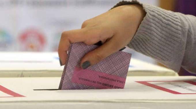 Elezioni (Ansa)