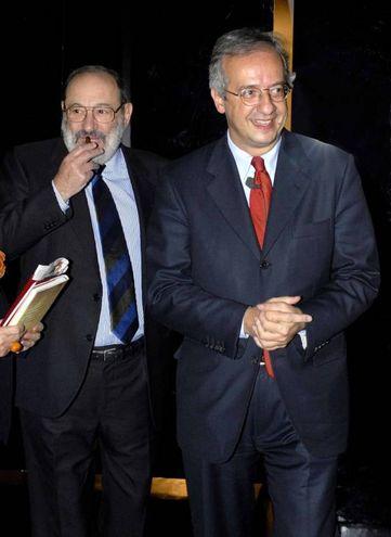 Con Walter Veltroni (LaPresse)