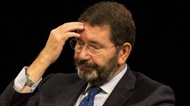L'ex sindaco di Roma Ignazio Marino (Ansa)